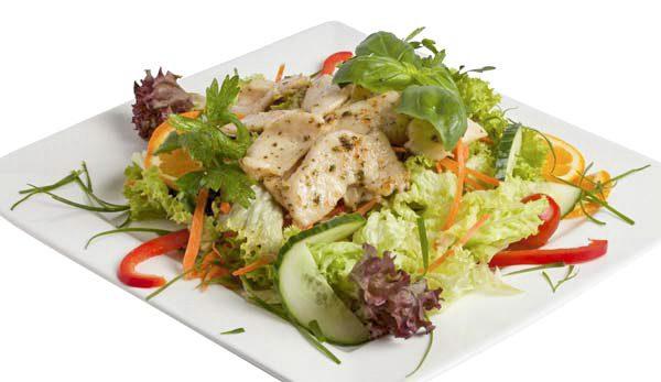Nr. 013 Bunter Salat