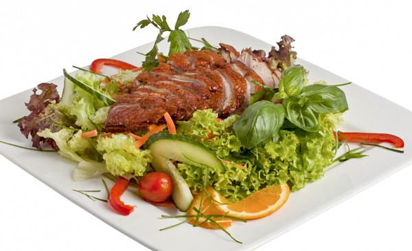 Nr. 017 Bunter Salat